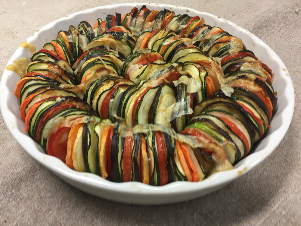 The Arty Tart Roasted Vegetable Bake After